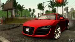 Audi R8 for GTA San Andreas