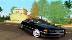BMW 730i E38 FBI for GTA San Andreas