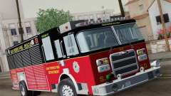 Pierce SFFD Rescue