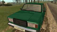 VAZ 2107 1988 for GTA San Andreas