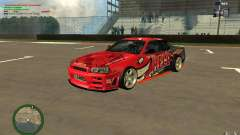 Nissan Skyline R34 Hell Energy for GTA San Andreas