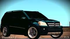 Mercedes-Benz GL500 V.2 for GTA San Andreas