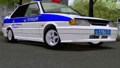 VAZ 2115 Police for GTA San Andreas