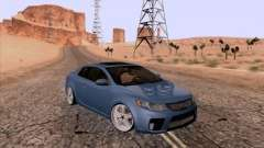 Kia Cerato Coupe 2011 for GTA San Andreas