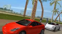 Toyota Celica 2JZ-GTE Black Revel