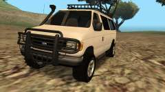 Ford E-150 OffRoad for GTA San Andreas