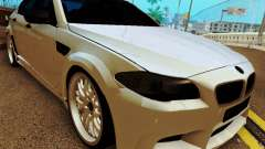 BMW M5 F10 HAMANN for GTA San Andreas