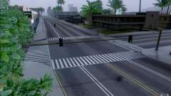 HD Road v3.0 for GTA San Andreas