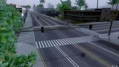 HD Road v3.0 for GTA San Andreas