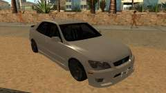 Lexus IS300 JDM for GTA San Andreas