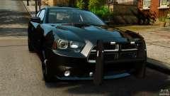 Dodge Charger RT Max FBI 2011 [ELS]