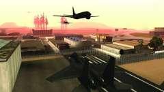 Air Traffic Pro v 5.2 for GTA San Andreas
