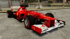 Ferrari F2012 for GTA 4