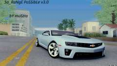 Sa_RaNgE PoSSibLe v3.0 for GTA San Andreas
