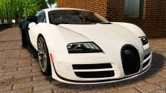 Bugatti Veyron 16.4 Super Sport 2011 [EPM] for GTA 4