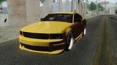 Ford Mustang GT Lowlife for GTA San Andreas