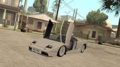 Lamborghini Diablo for GTA San Andreas