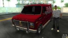 Ford E-150 Gang Burrito for GTA Vice City