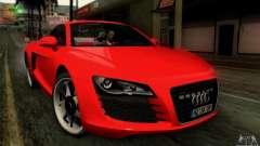 Audi R8 Spyder Tunable for GTA San Andreas