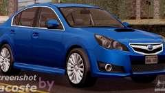 Subaru Legacy B4 2010