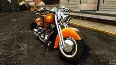 Harley Davidson Fat Boy Lo Vintage