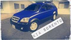 Kia Sorento for GTA San Andreas