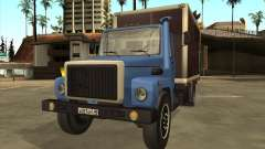 GAZ 3309 Van for GTA San Andreas
