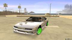 Nissan 200SX Monster Energy for GTA San Andreas