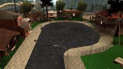 The New Grove Street for GTA San Andreas