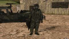 Seals soldier from BO2