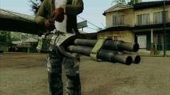 Minigun from Duke Nukem Forever