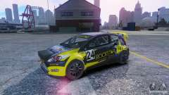 Ford Fiesta Rallycross for GTA 4