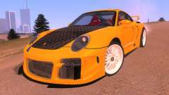 Porsche 911 Turbo Tuning for GTA San Andreas