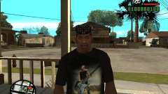 Rammstein t-shirt v1 for GTA San Andreas
