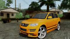 Volkswagen Touareg R50 Light for GTA San Andreas