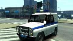 UAZ 31512 Police