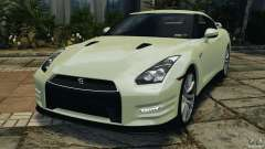 Nissan GT-R 2012 Black Edition