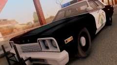 Dodge Monaco 1974 California Highway Patrol