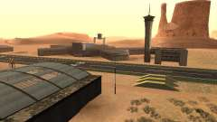 The New Airport for GTA San Andreas