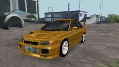 Mitsubishi Lancer Evolution III for GTA San Andreas