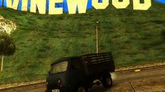 UAZ 330364 for GTA San Andreas