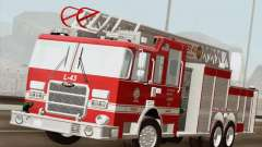 Pierce Arrow LAFD Ladder 43