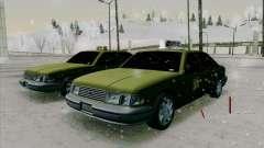 HD Taxi SA from GTA 3