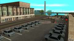 Renewal of driving schools in San Fierro V 2.0 F