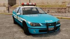 Declasse Merit Police Cruiser ELS for GTA 4