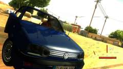 Volkswagen Golf MK3 Cabrio 1993 for GTA San Andreas