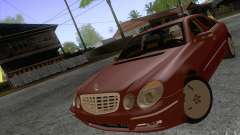 Mercedes-Benz E320 for GTA San Andreas
