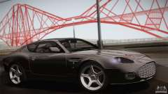 Aston Martin DB7 Zagato 2003 for GTA San Andreas