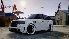 Range Rover Sport RR SCHEARZ