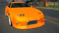 Toyota Supra VeilSide Fortune 2003 for GTA San Andreas